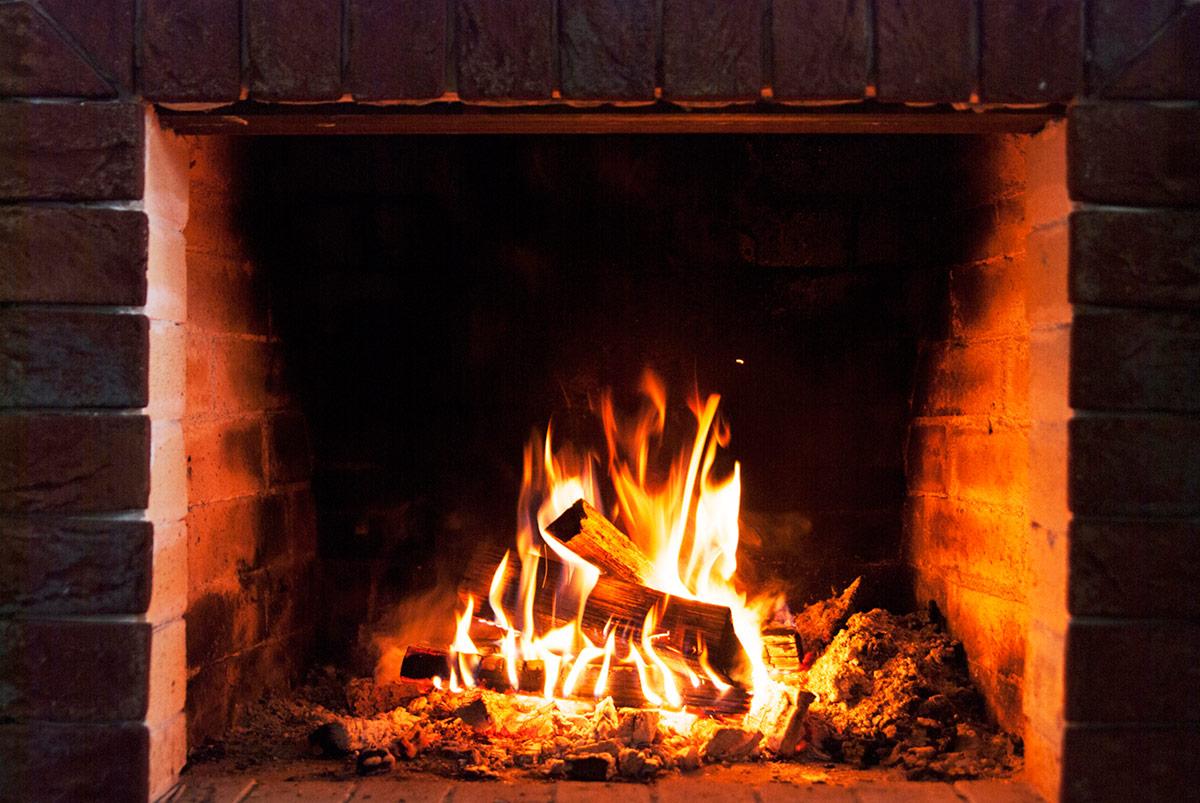 Картинки камина горящего